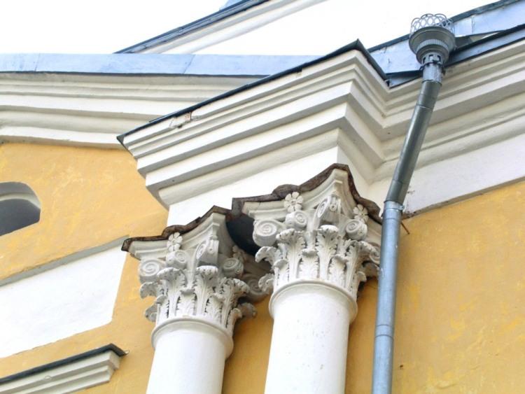 Собор Воскресения Христова (Николая Чудотворца), Устье