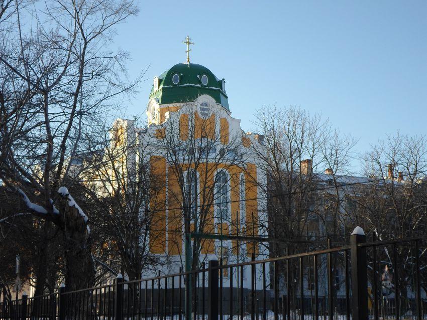 Церковь Воздвижения Креста Господня, Воронеж
