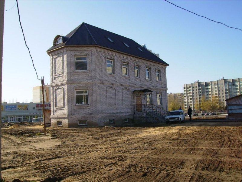 Церковь Ксении Петербургской, Воронеж