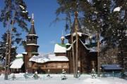 Снегири. Серафима Саровского, церковь