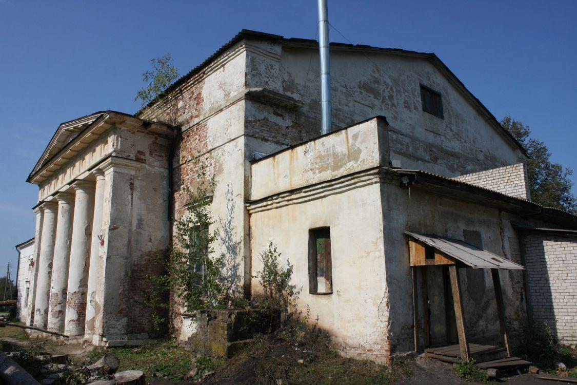 Церковь Троицы Живоначальной, Нерль