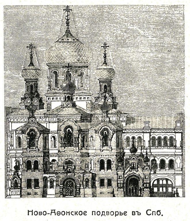 Санкт-Петербург. Церковь Иверской ...: sobory.ru/photo/257303