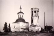Церковь Илии Пророка - Будрино - Великоустюгский район - Вологодская область
