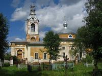 Церковь Спаса Нерукотворного Образа - Дулово - Конаковский район - Тверская область