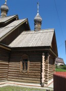 Тургояк. Николая и Александры, царственных страстотерпцев, церковь