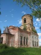 Церковь Рождества Пресвятой Богородицы - Большое Крыловское - Великоустюгский район - Вологодская область