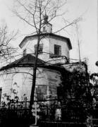 Церковь Покрова Пресвятой Богородицы - Пестово (Покров-Молога) - Пестовский район - Новгородская область