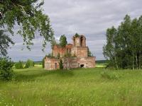 Церковь Илии Пророка - Рязань, урочище - Слободской район - Кировская область