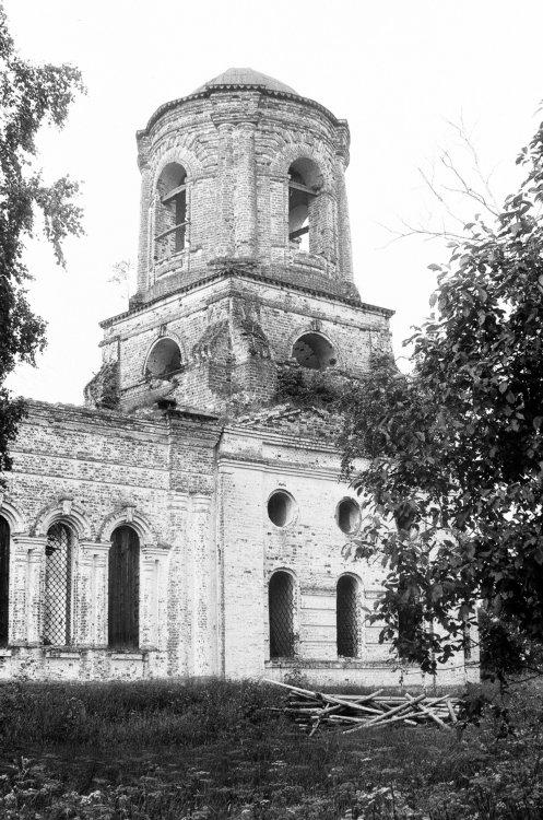 Церковь Рождества Пресвятой Богородицы, Большое Крыловское