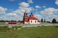 Церковь Михаила Архангела - Дросково - Покровский район - Орловская область