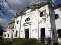 Церковь Воскресения Христова - Ульяново - Ульяновский район - Калужская область