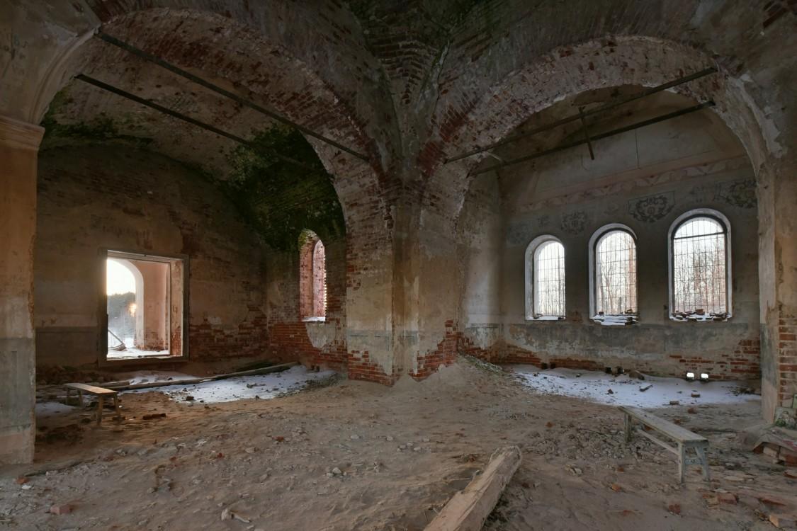 Церковь Успения Пресвятой Богородицы, Никола-Реня