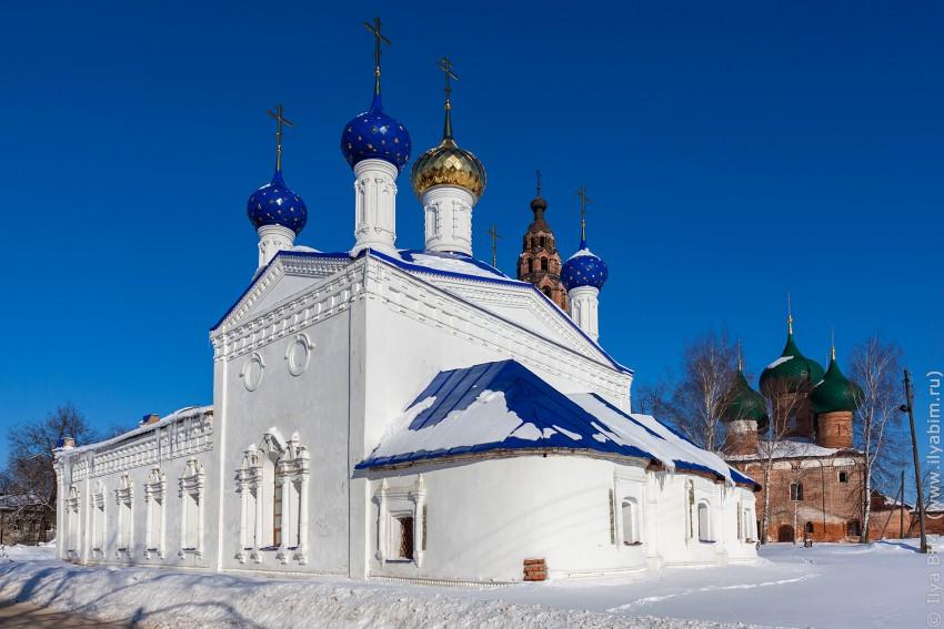 Церковь Покрова Пресвятой Богородицы, Великое