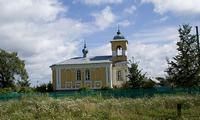 Церковь Саввы Вишерского - Савино - Новгородский район - Новгородская область