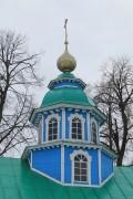 Церковь Владимирской иконы Божией Матери - Владимирское - Воскресенский район - Нижегородская область