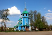 Владимирское. Владимирской иконы Божией Матери, церковь