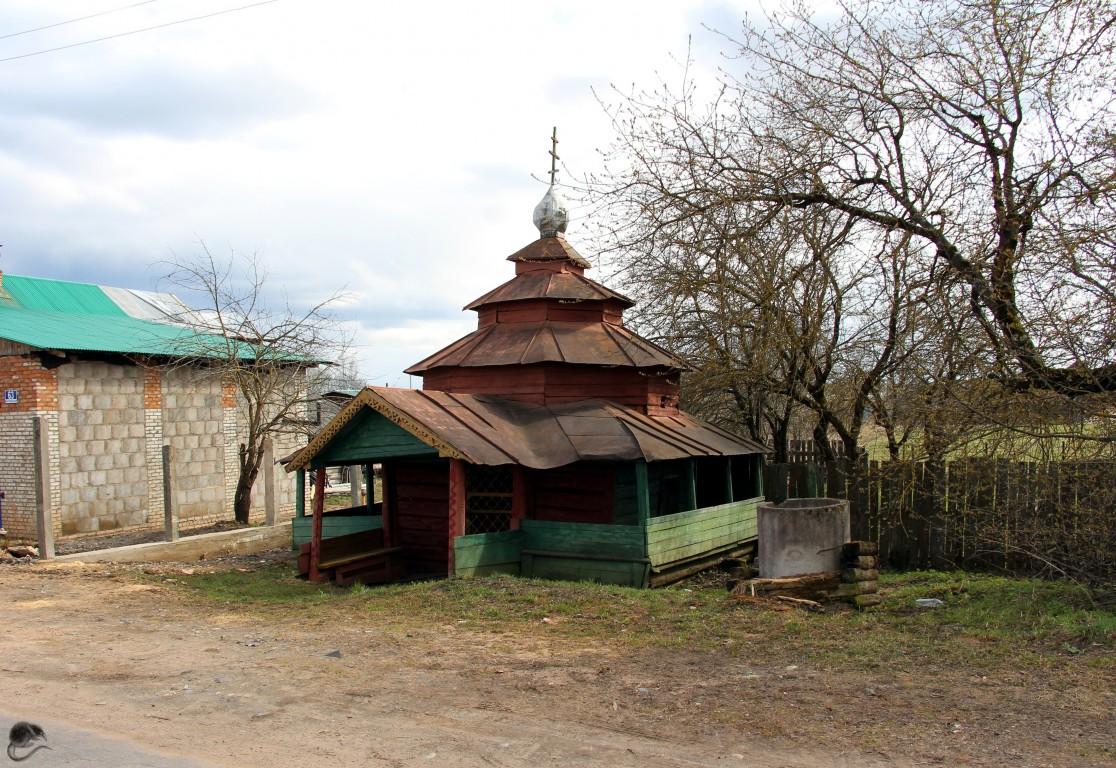 Часовня Пантелеимона Целителя, Михеево (Самойлово)