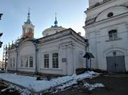 Церковь Богоявления Господня - Хитровщина - Кимовский район - Тульская область