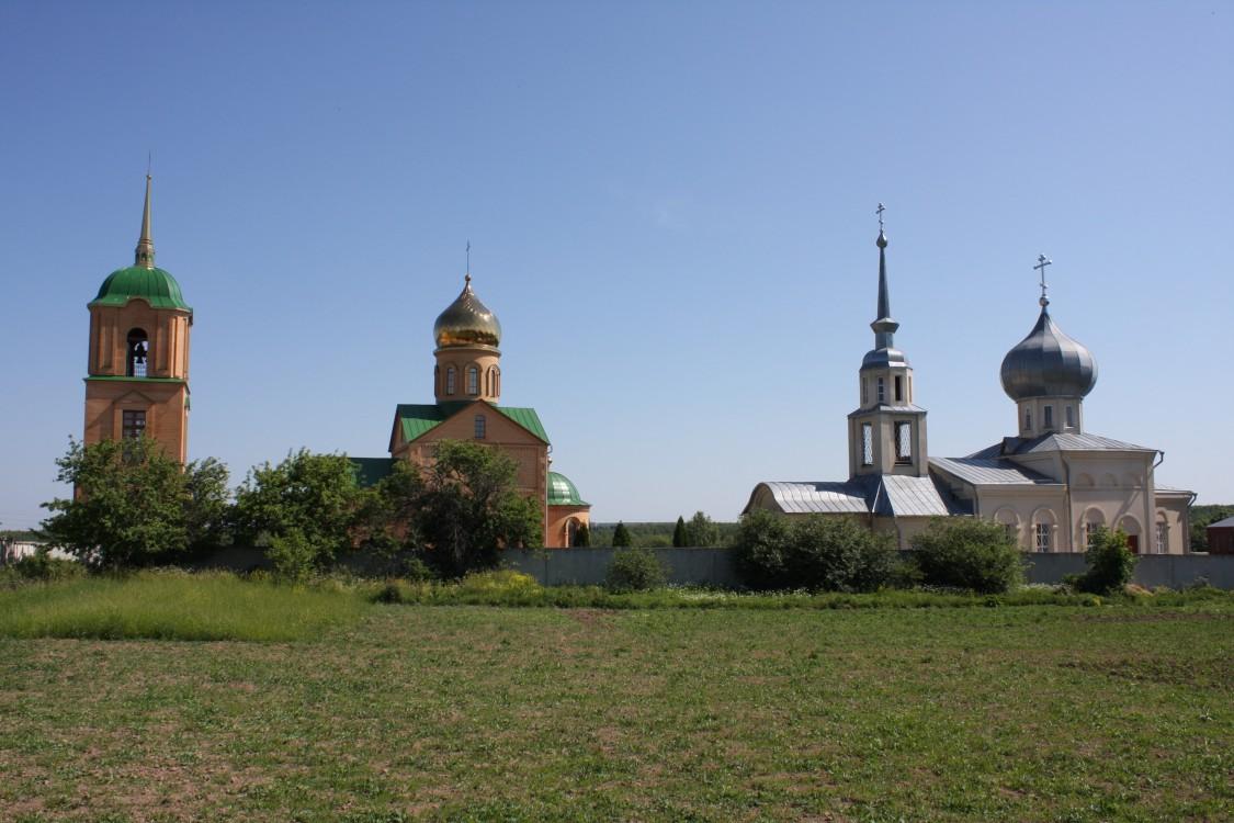 Казанский женский монастырь, Колюпаново