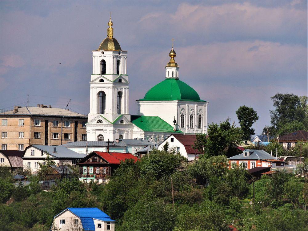 Кафедральный собор Вознесения Господня, Павлово