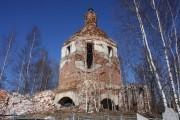 Большой Березуй, урочище. Казанской иконы Божией Матери, церковь