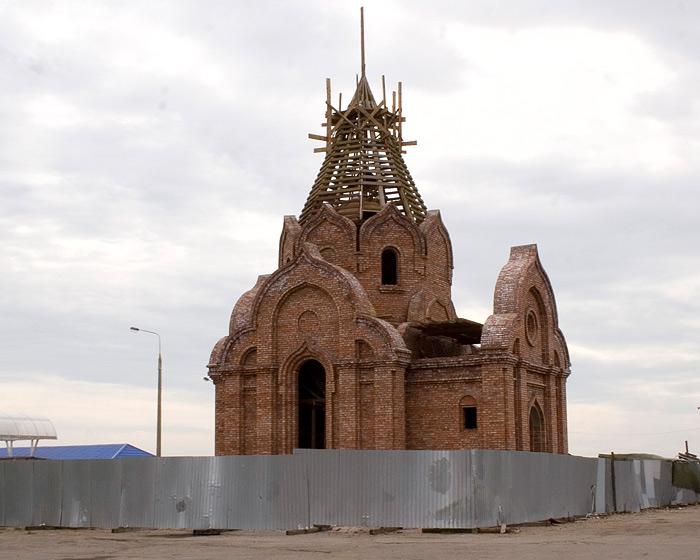 Часовня Николая Чудотворца, Лентьево