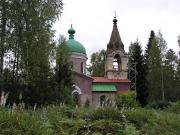 Церковь Трех Святителей - Кобякова Горка - Тихвинский район - Ленинградская область