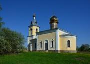 Церковь Троицы Живоначальной - Алешня - Дубровский район - Брянская область