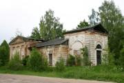 Церковь Троицы Живоначальной - Княжиха (погост Иоанно-Милостивый) - Бежецкий район - Тверская область