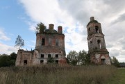 Церковь Николая Чудотворца - Рыжиково - Даниловский район - Ярославская область