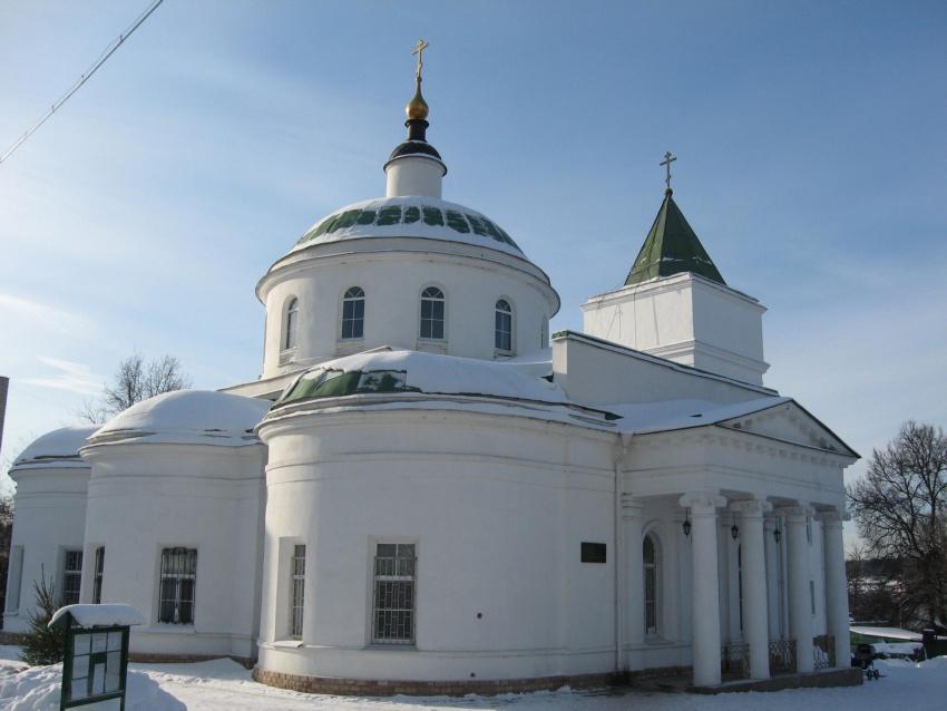 Церковь Владимирской иконы Божией Матери, Красково