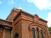 Церковь Троицы Живоначальной (новая) - Варваренки - Бабынинский район - Калужская область