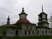 Церковь Николая Чудотворца - Вёздино - Усть-Вымский район - Республика Коми