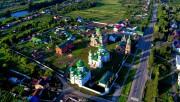 Троекурово. Троекуровский Дмитриевский Илларионовский женский монастырь