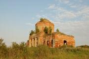 Церковь Спаса Нерукотворного Образа - Знаменское (Девочкино), урочище - Чернский район - Тульская область