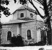 Церковь  Николая Чудотворца - Наговье - Торопецкий район - Тверская область