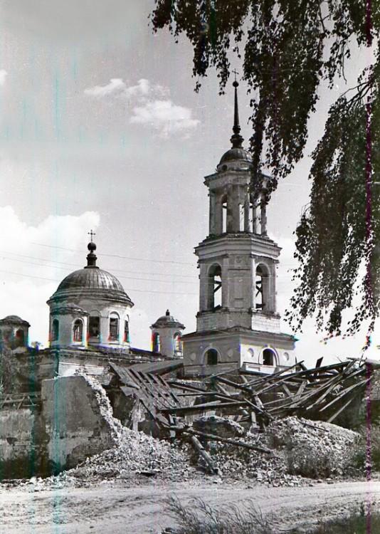 Николо-Теребенский женский монастырь, Труженик (Теребени)