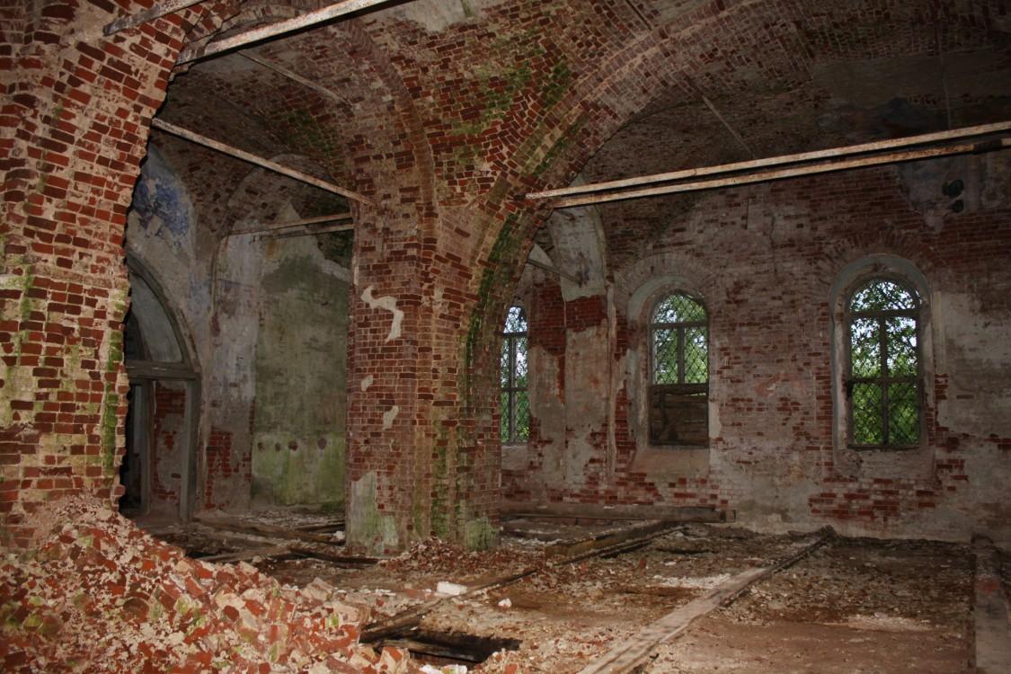 Церковь Успения Пресвятой Богородицы, Баскаки
