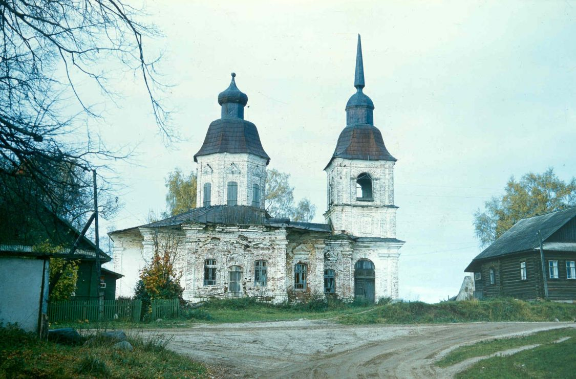 Церковь Вознесения Господня, Михайловское