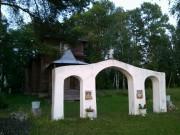 Церковь Спаса Преображения - Лужниково - Вышневолоцкий район - Тверская область