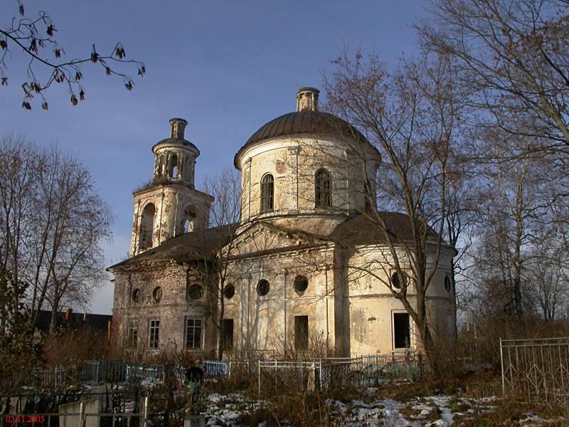 Церковь Рождества Христова, Ильинское (Зашегренье)
