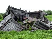 Часовня Георгия Победоносца - Жальцы - Вышневолоцкий район - Тверская область
