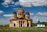 Церковь Троицы Живоначальной - Пятино - Инзенский район - Ульяновская область