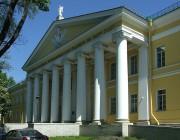 Центральный район. Павла Апостола при Санкт-Петербургской Мариинской больнице для бедных, церковь