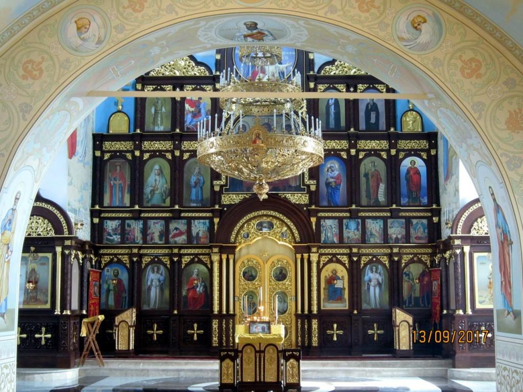 Церковь Петра апостола, Санкт-Петербург
