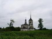 Церковь Благовещения Пресвятой Богородицы - Туглим, урочище - Ленский район - Архангельская область