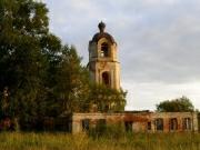 Церковь Успения Пресвятой Богородицы - Пустынский погост (Слободчиково) - Ленский район - Архангельская область