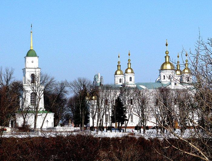 Кафедральный собор Успения Пресвятой Богородицы-Полтава-Полтавский район-Украина, Полтавская область