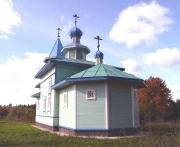 Церковь Тихвинской иконы Божией Матери - Бардово - Бежаницкий район - Псковская область