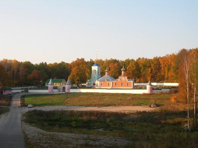 Ибердский Александро-Невский Софрониев монастырь, Ибердский